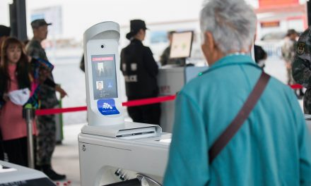 You Can Now Check Into Shanghai's Airport Automatically With Facial Recognition Technology