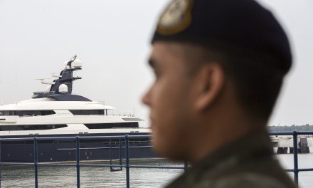 Malaysia Launches Sale of Superyacht Linked to the 1MDB Scandal