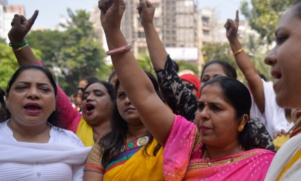 'People Feel There's a Chance of Being Believed.' India's #MeToo Movement Gathers Momentum