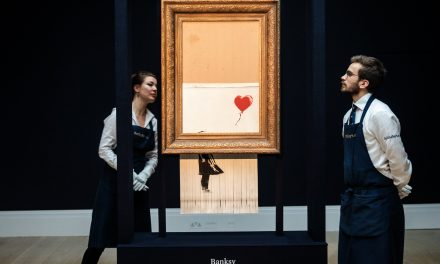 Banksy Says Auctioned 'Girl With Balloon' Painting Was Supposed to Be Completely Destroyed