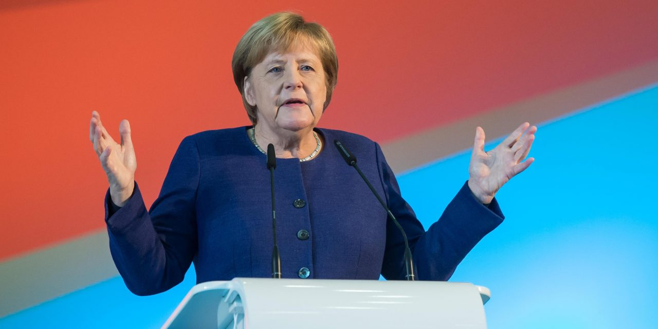 Angela Merkel and Other European Leaders Press for Facts About Jamal Khashoggi's Death