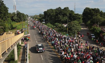 President Trump Threatens to Cut Off Foreign Aid Over Migrant Caravan