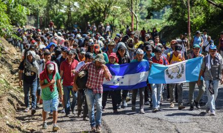 Border Patrol Has No Intention 'Right Now' to Shoot at Caravan Migrants If They Approach U.S. Border