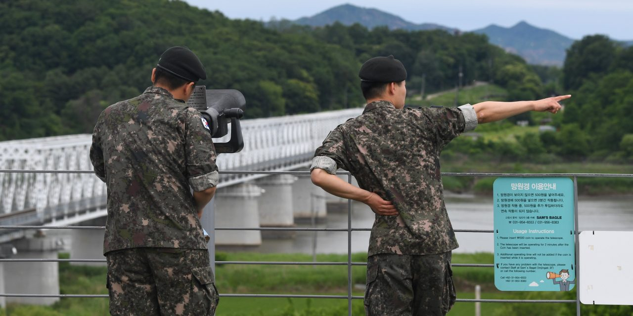 South Korea Has Begun Removing Mines From the Border and Expects the North to Follow Suit