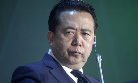 China Accuses Detained Ex-Interpol Chief of Bribery and Other Crimes