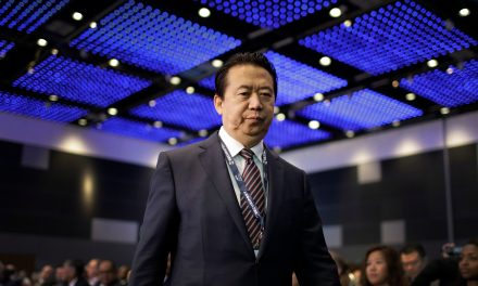 Missing Interpol President Resigns From the Agency While Under Investigation in China