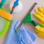 pomôcky na umývanie okien