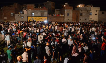 At Least 58 Dead After Train Plows Into Crowd Watching Fireworks in India