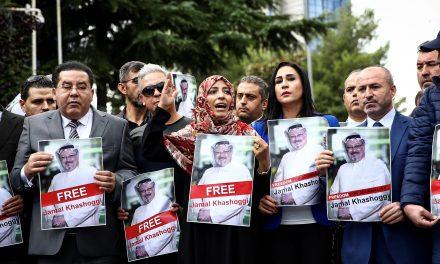 Turkey Will Search the Saudi Consulate for Missing Journalist Jamal Khashoggi