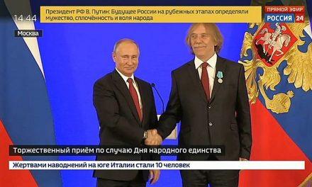 S Nohavicou blíž Kremlu
