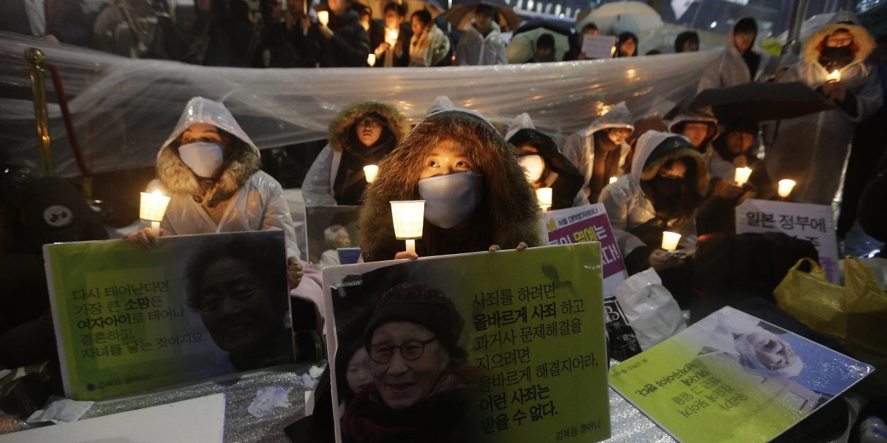 South Korea Shuts a 'Comfort Women' Foundation as It Looks to Reassess WWII Sexual Slavery