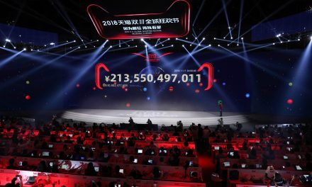 Singles Day, China's Annual Online Shopping Holiday, Shatters Records in Its 10th Year