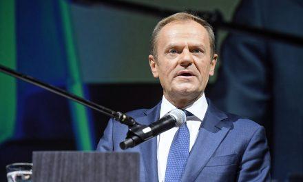 European Union President: Nationalism Will Lead to 'Fundamental Threat'