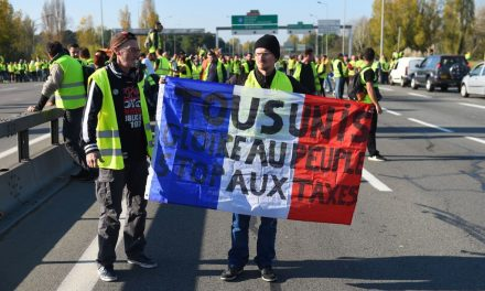 France Fuel Taxes Protest Ends With 1 Dead and 47 Injured
