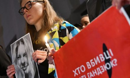 Protesters Demand Justice in Ukraine After Anti-Corruption Activist Dies From Acid Attack