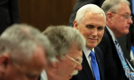 At ASEAN Summit, Pence Warns Against Empire Building While Bolton Says Another Kim Summit Is Possible