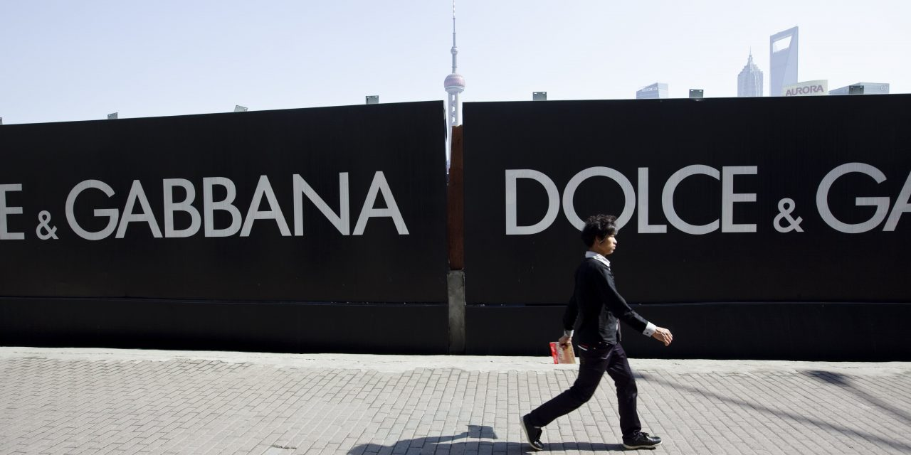 Dolce & Gabbana Faces Backlash in China After an Ad Prompted Accusations of Racism