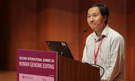 China Halts Work By Researchers Creating Gene-Edited Babies