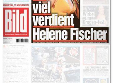 Bringt Julian Reichelt Helene Fischers Familie in Gefahr?