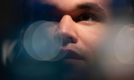 'I Had a Very Good Day at Work Today.' Phenom Magnus Carlsen Wins World Chess Championship