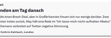 Süddeutsche.de fällt auf satirischen May-Ehemann rein