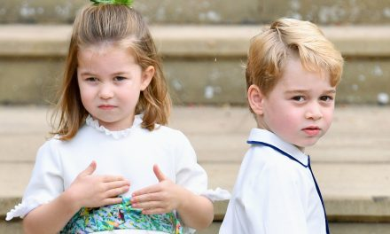 Prince Charles Has the Sweetest Story Time Tradition with Prince George and Princess Charlottel