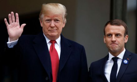 France Says President Trump Lacked 'Common Decency' for Twitter Rant on Day of Mourning