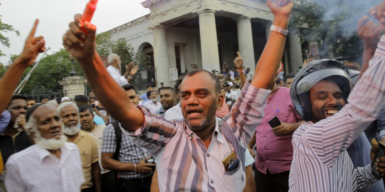 Sri Lanka's Supreme Court Says the President Violated the Constitution by Dissolving Parliament