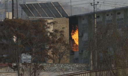 Scores Have Been Killed in a Siege on a Government Building in Kabul