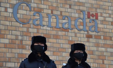 China Has Confirmed the Detention of Two Canadians for Endangering 'National Security'