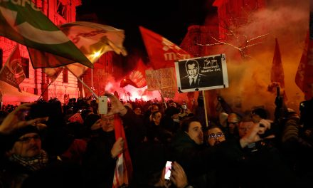 'We've Had Enough.' Thousands Protest New Labor Laws in Hungary