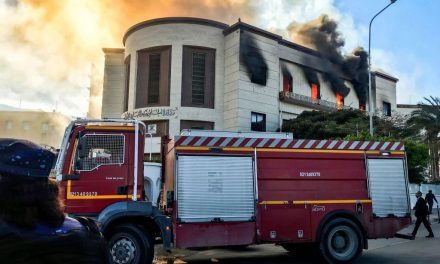 The Islamic State Has Claimed a Suicide Attack on Libya's Foreign Ministry