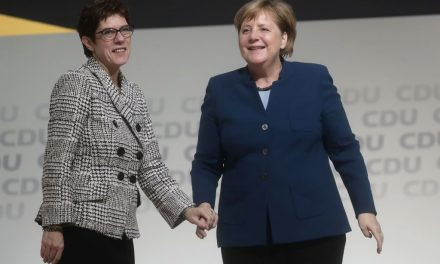 Angela Merkel Ally Annegret Kramp-Karrenbauer Elected as New Party Leader