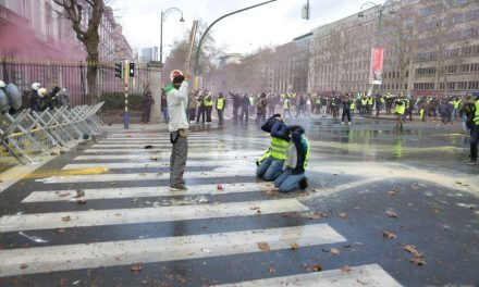 Yellow Vest Protests Grow in Belgium and The Netherlands