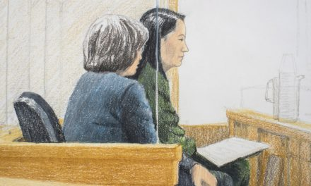 China Calls Canada's Detention of Huawei Executive Meng Wanzhou 'Vile in Nature'