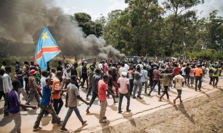 Police Fire Bullets and Tear Gas at Election Delay Protestors in the Congo