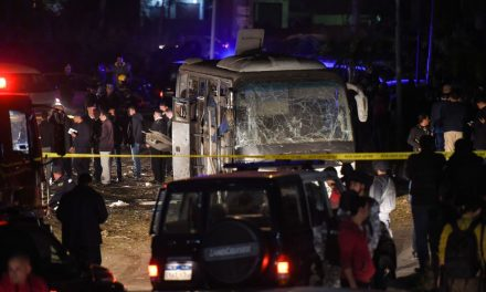 2 Tourists Are Dead After Bomb Strikes Bus Near Egypt's Giza Pyramids
