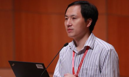 The Whereabouts of China's Gene-Editing Doctor He Jiankui Remain Unknown