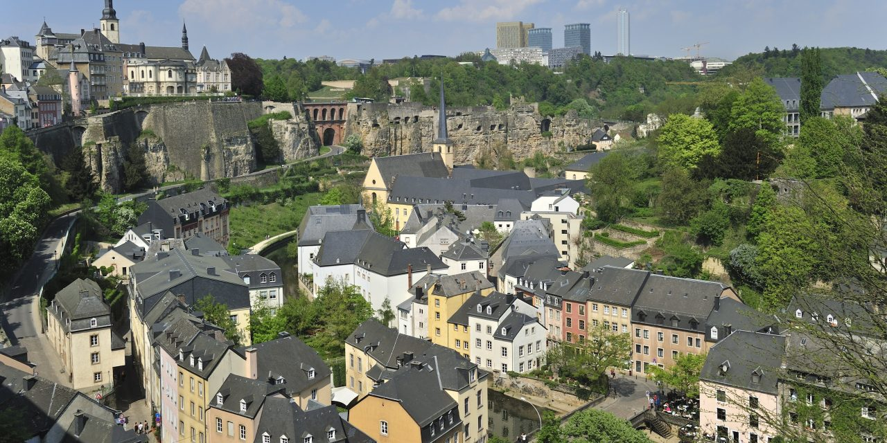 Luxembourg Is Set to Become the World's First Country With Free Public Transport