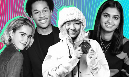 TIME's 25 Most Influential Teens of 2018