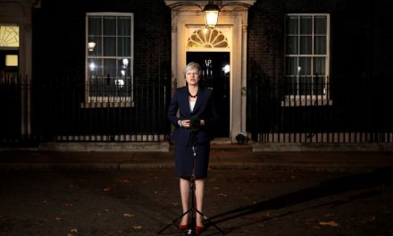 Britain's Theresa May Passes Confidence Vote and Remains Prime Minister