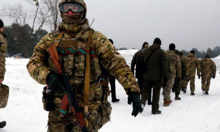 Ukraine Amps Up Defense Amid Rising Tensions With Russia
