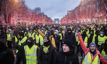 6th 'Yellow Vest' Protester Dies in France After Getting Hit by Truck