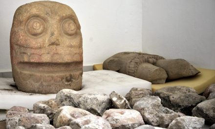 Excavators Have Discovered an Ancient Temple in Mexico Devoted to a Fertility God