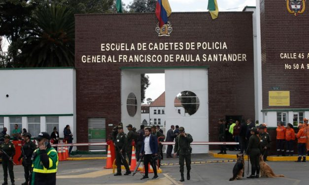 Death Toll in Colombia Police Academy Blast Rises to 21
