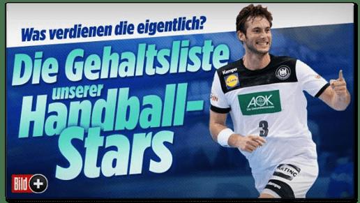 Bringt Julian Reichelt Handballer-Familien in Gefahr?