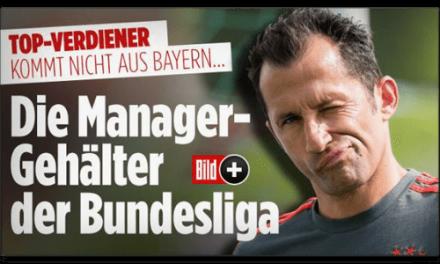 Bringt Julian Reichelt Fußball-Manager-Familien in Gefahr?