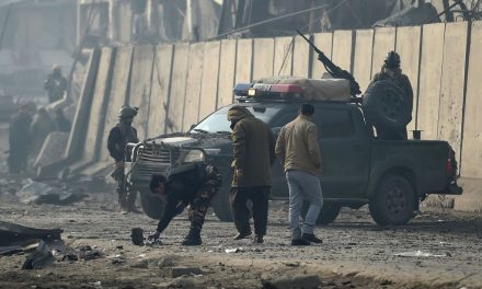 Taliban Attack on Afghan Military Base and Police Training Center Kills 12