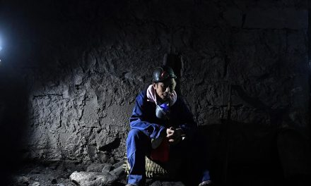 A Coal Mine Collapsed in China's Shaanxi Province, Killing 21 People