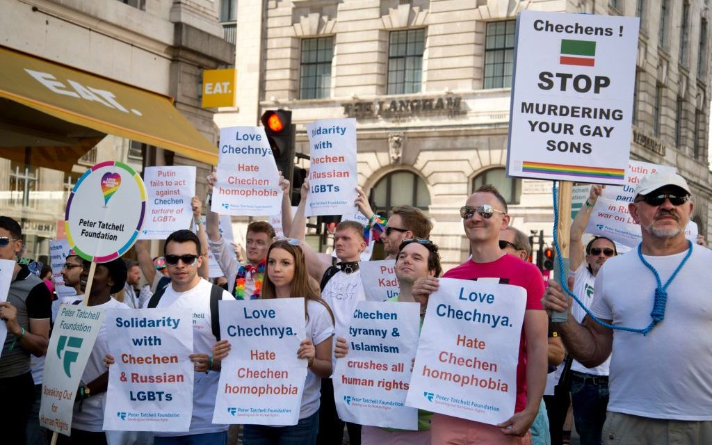 A Gay Purge in Chechnya Has Left 2 Dead and 40 Detained in a New LGBT Crackdown, Say Activists